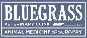 Bluegrass Veterinary Clinic Logo